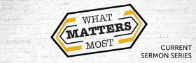 What Matters Most: The Book Galatians